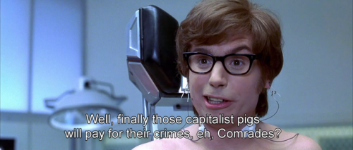 Movie Quotes Austin Powers International Man Of Mystery