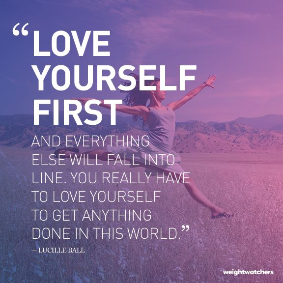 Celebrity Quotes Love Yourself First Motivation Top