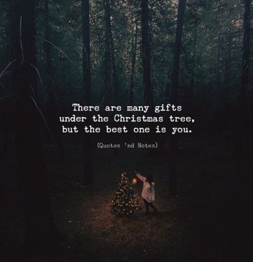 Life quotes there are many gifts under the christmas tree but there are many gifts under the christmas tree but the best one is you via httpift2ey7hg4 thecheapjerseys Gallery