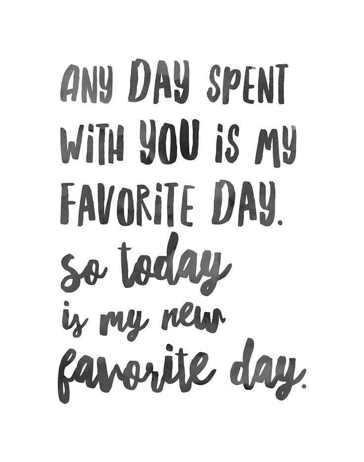 "Love Quote Of The Day Stunning Quotes About Love  Cute Love Quote Idea  ""any Day Spent With You"