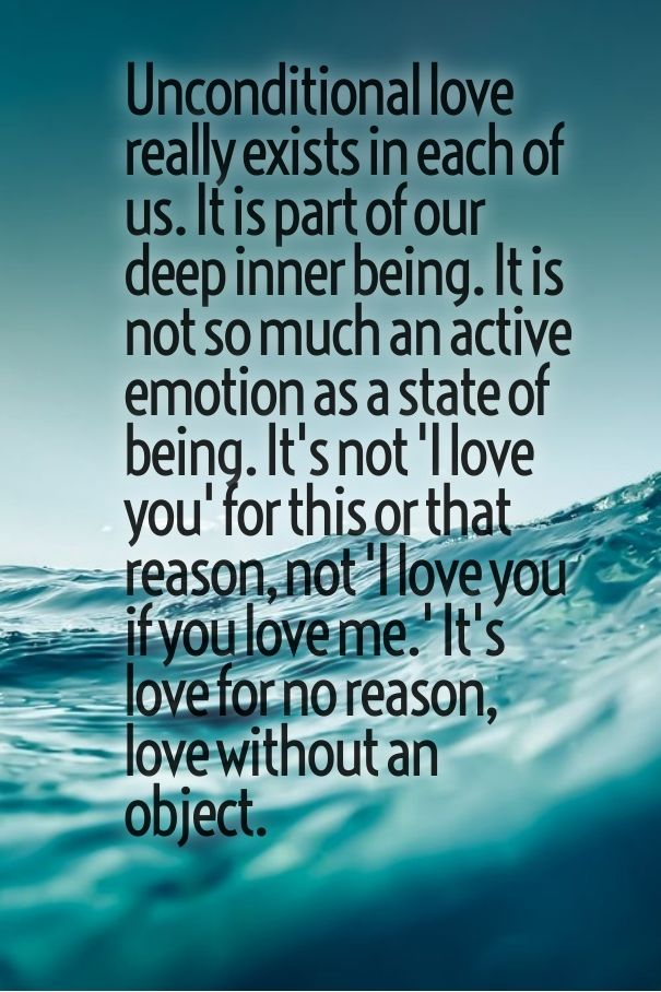 Quotes And Inspiration About Love Uncoditional Love Without Any