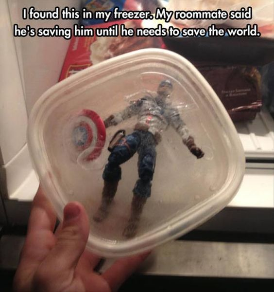 Best Funny Quotes : 15 Captain America Funny Quotes - Top ...
