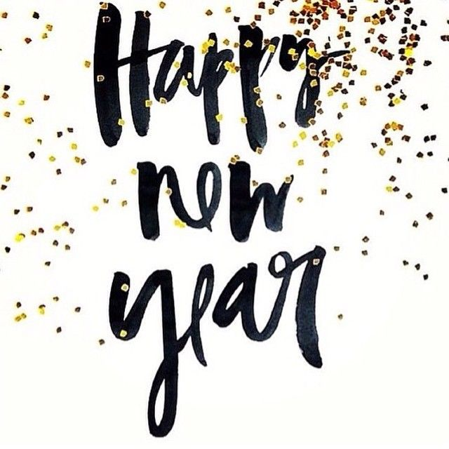 Happy New Year 2018 Quotes : Happy New Year. 2016.