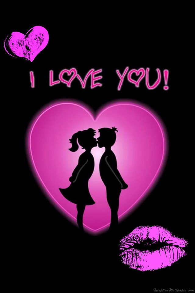 Quotes and inspiration about Love : I love you images for iphone ...