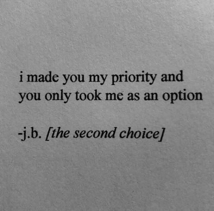 Life Quotes I Made You My Priority Via Httpifttt2ey7hg4