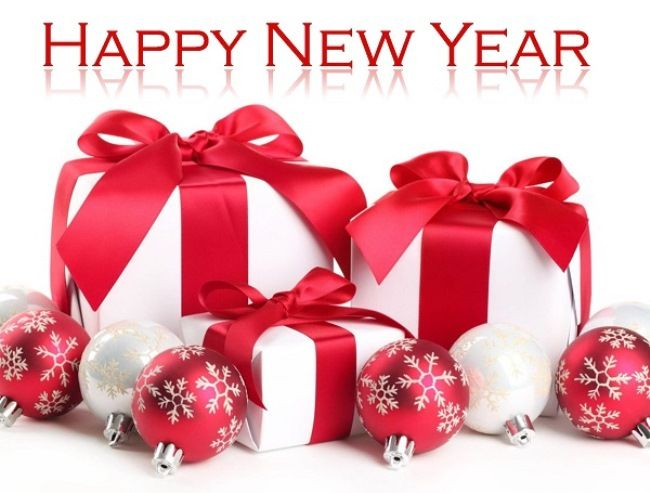 Happy New Year 2018 Quotes : Happy New Year Rose Wallpaper 2018