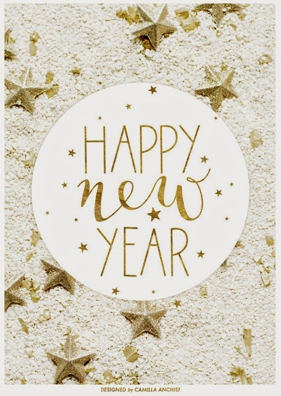 Happy New Year 2018 Quotes : Pellmell Créations: Bonne année 2015 ...