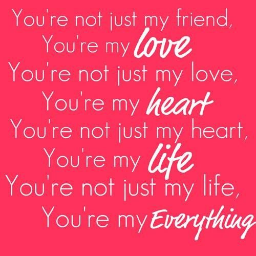 Love quote and saying : Cute valentines day sms 2017 for ...