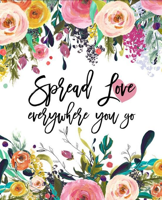 Spread Love Quotes: Quotes And Inspiration About Love : Love Quote : Love