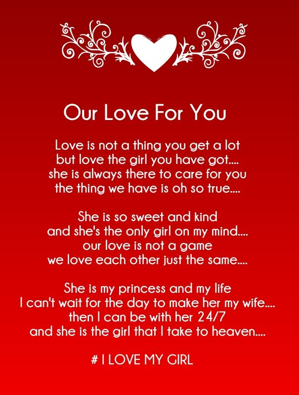 Rhyming Life Quotes Extraordinary Quotes And Inspiration About Love  Rhyming I Love You Poems For