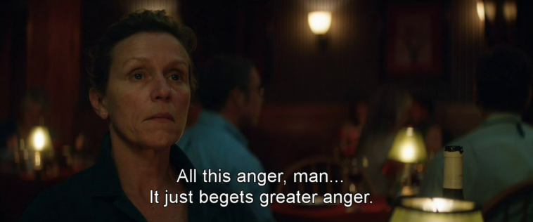 Movie Quotes Three Billboards Outside Ebbing Missouri 2017