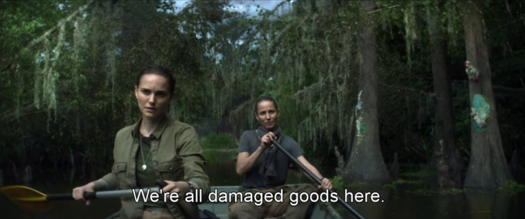 MOVIE QUOTES : Annihilation (2018) - Top Quotes Online