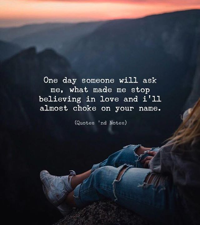 life quotes one day someone will ask me what made me stop