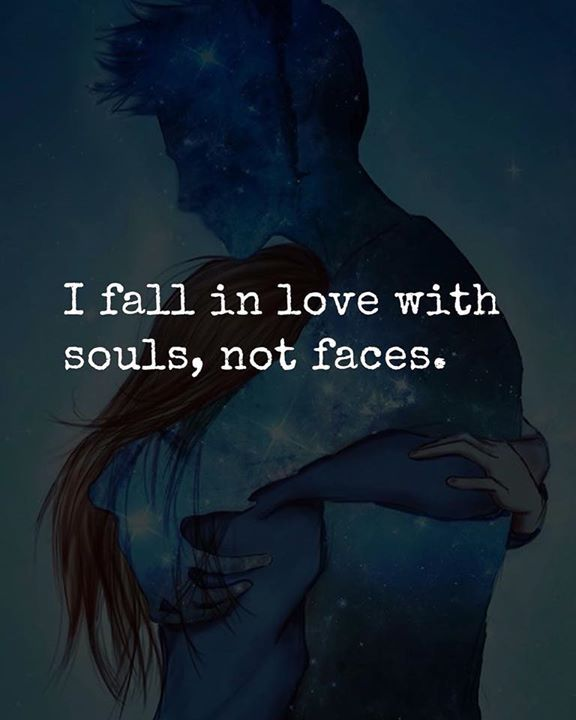 Love Each Other When Two Souls: LIFE QUOTES : Fall In Love With Souls.. —via Https://ift