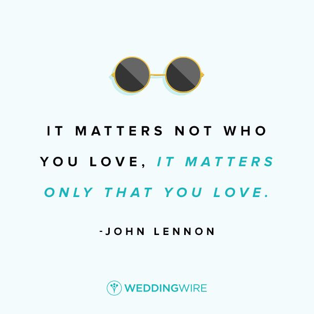 Quotes About Love Quote Idea It Matters Not Who You Only That