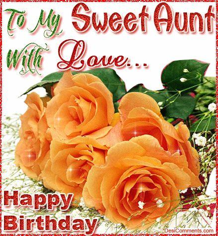 Birthday Quotes : happy birthday quotes your aunt ...