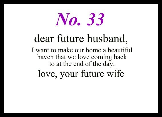 Love Quote And Saying Love Notes To My Future Husbandjpg Top