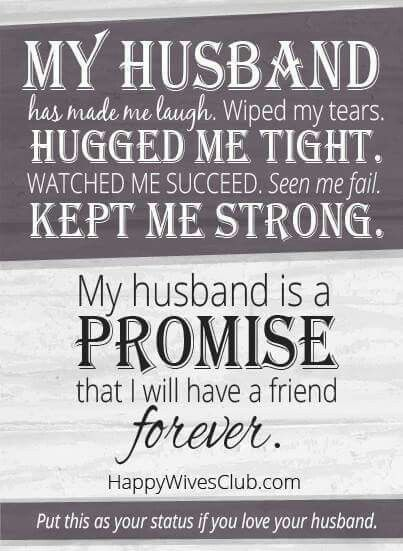 Love Quote And Saying My Husband Has Been By My Side Through All