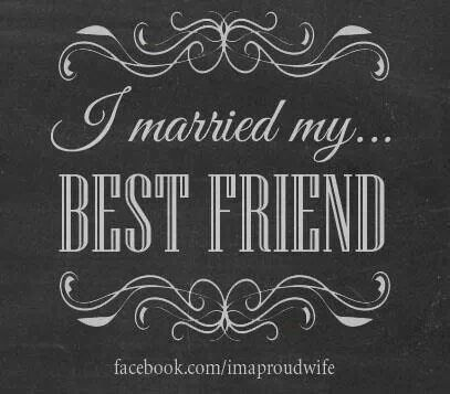 Love quote and saying : Yup..Friends first then boyfriend ...