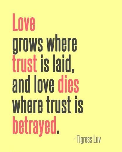 Trust Quotes : #Cheating #Infidelity #Lying #Quotes For more ...