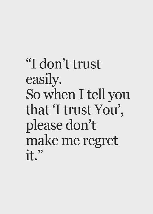 Trust Quotes : Curiano Quotes Life - Quotes, Love Quotes