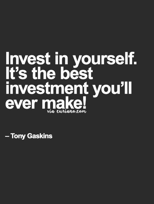 Trust Quotes You39ll Start Living When You Learn To Invest In