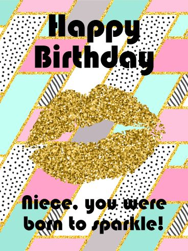birthday quotes you were born to sparkle happy birthday card