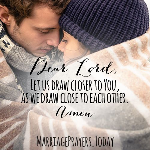 daily prayers for dating couples