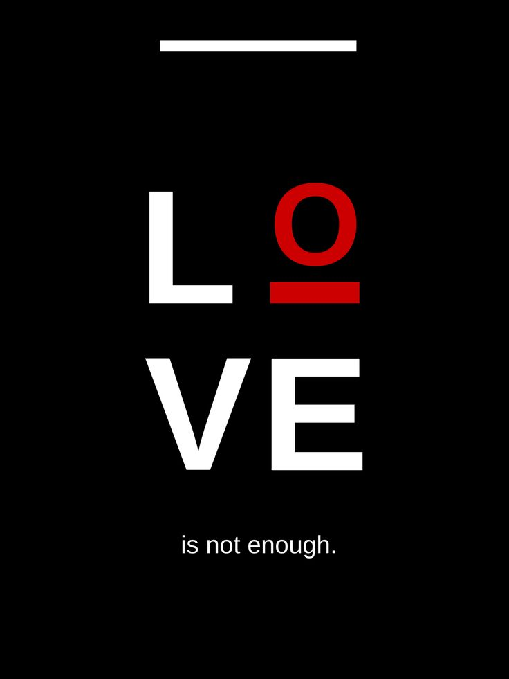 Love Quote And Saying Love Is Necessary Love Is Beautiful But Love