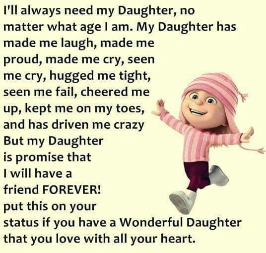 Quotes And Inspiration About Love Love My Daughter To Pieces Yes