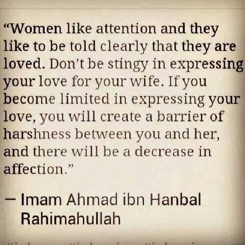 Quotes And Inspiration About Love : Islamic Love Quotes