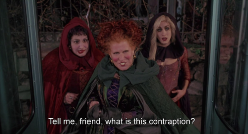 MOVIE QUOTES : Hocus Pocus (1993) - Top Quotes Online | Home ...