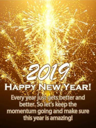 Happy New Year Family 71