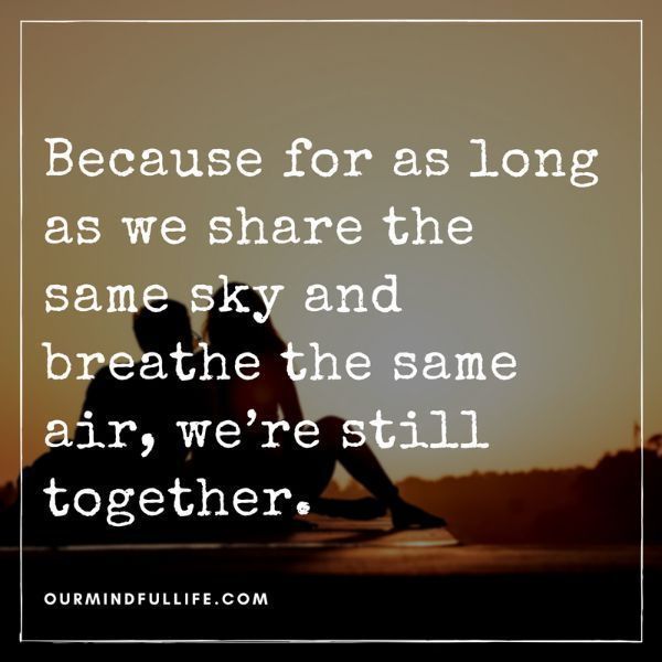 Love quote and saying : 21 Long Distance Relationship Quotes ...