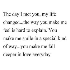 Love quote and saying : Image result for deep love quotes
