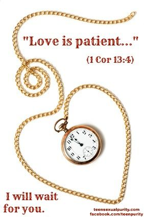 Love Quote And Saying Will You Wait For Your Husband Or Wife