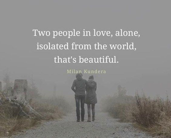 Quotes and inspiration about Love : Two people in love ...