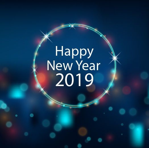 Happy New Year 2019 : Happy New Year Wallpapers 2019 - Top