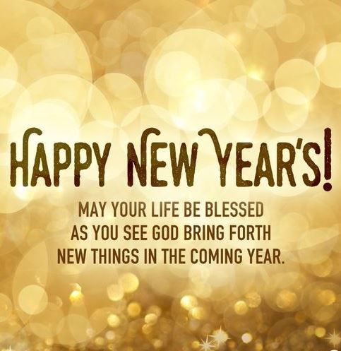 Happy New Year 2019 : Happy new year quotes images 2019 for ...