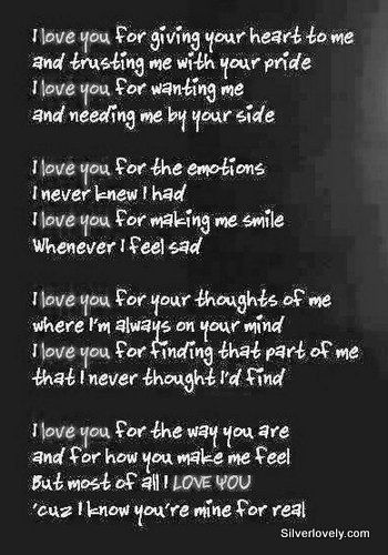 Love Quote And Saying Love Quotes For Him Iv Missing You Quotes