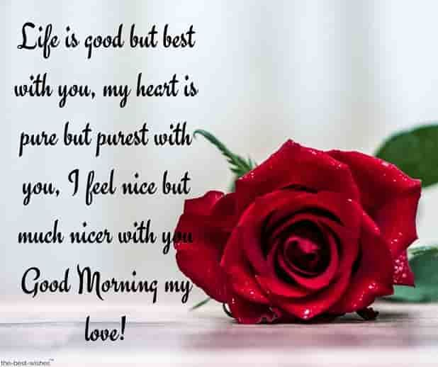 Love Quote And Saying Love Message For Husband Across The Miles