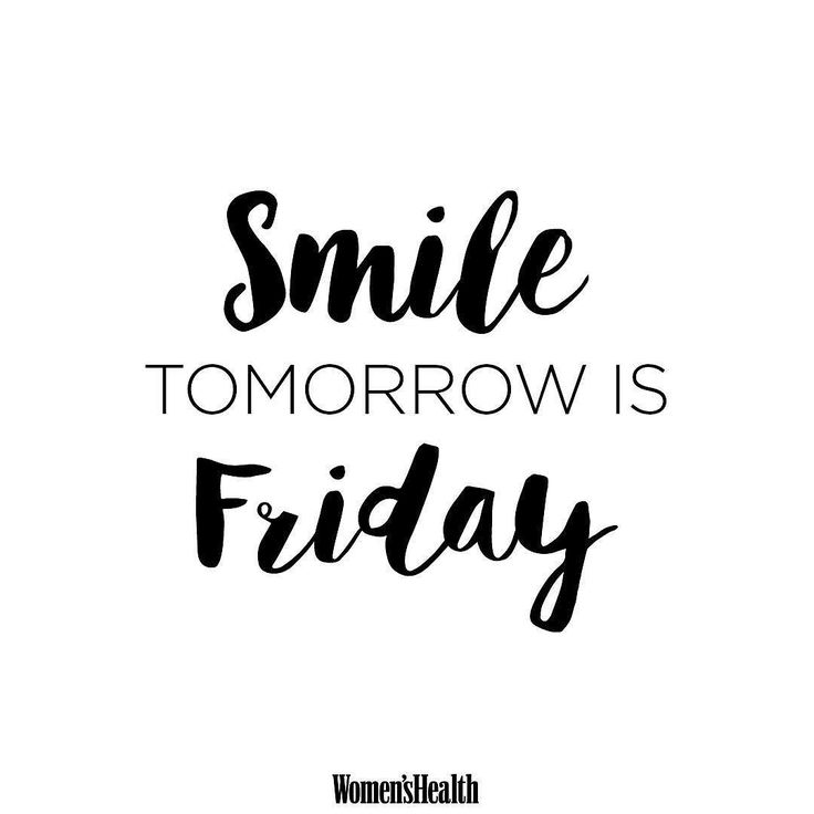 Trust Quotes : Happy Friday Eve! by womenshealthmag - Top ...