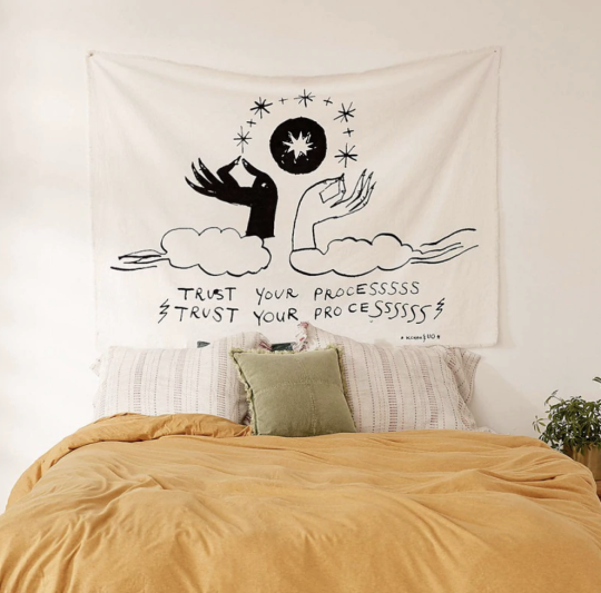 inspirational quotes 💖⭐️ make your bedroom an aesthetic place